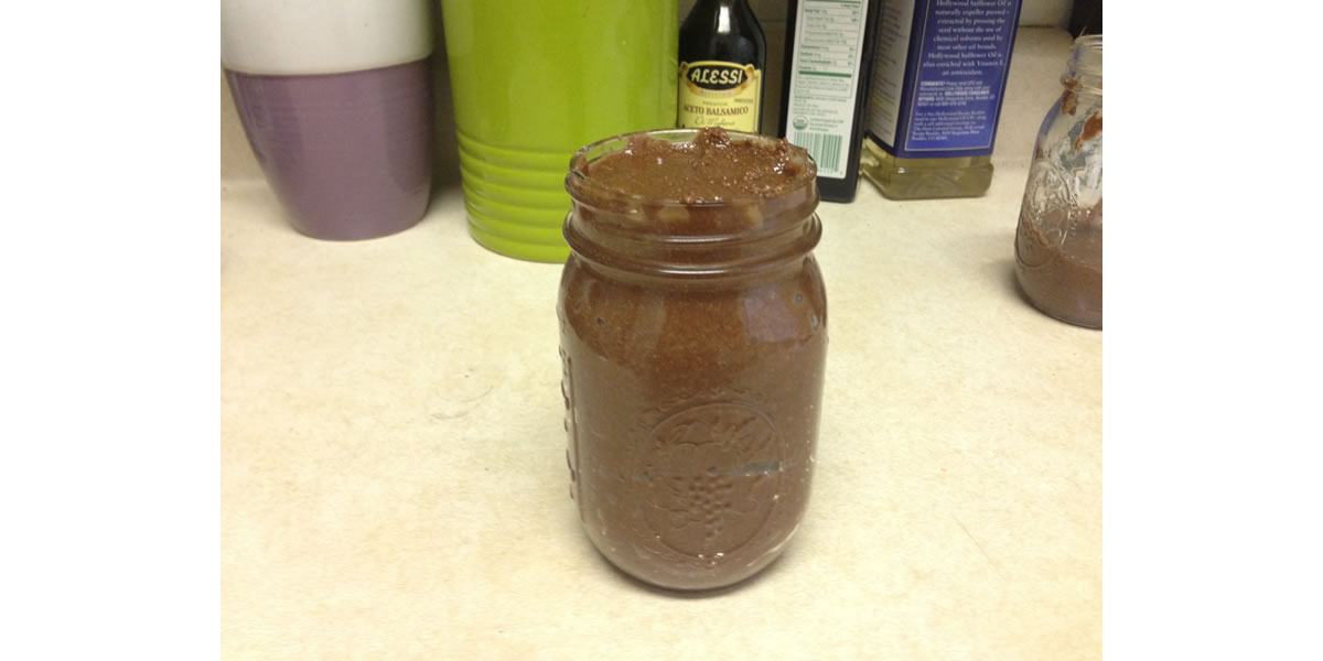 Recipe: Vegan Chocolate Hazelnut Butter (aka Homemade Nutella)