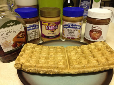 Vegan Waffle Topping Suggestions