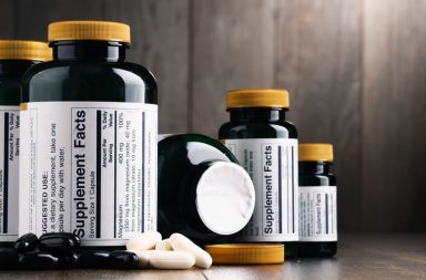 Supplement Analyzer